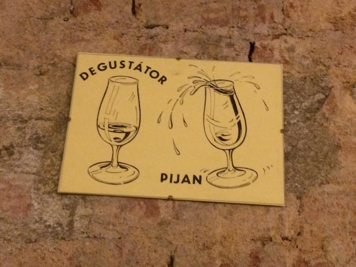 Degustátor x Pijan (drunk)