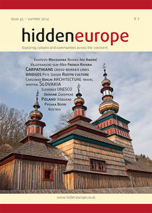 Revista Hidden Europe